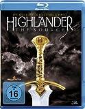 echange, troc Highlander - Die Quelle der Unsterblichkeit [Blu-ray] [Import allemand]