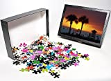 Photo Jigsaw Puzzle of Sunset from Siest...