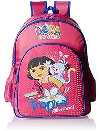 Simba 16 Inches Dark Pink Children's Backpack (IBTS-1248)