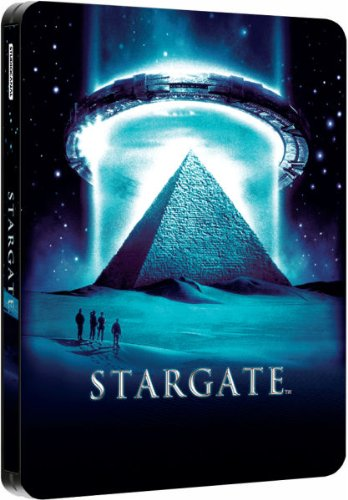 Stargate: 20th Anniversary - UK Exclusive Ultra Limited Blu-Ray Steelbook Edition 2,000 Copies Region B