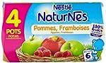 Nestl� B�b� Naturnes Pommes Framboise...