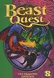 echange, troc Adam Blade - Beast Quest, Tome 8 : Les dragons ennemis