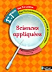 Sciences appliqu�es - 1re et Term Bac...
