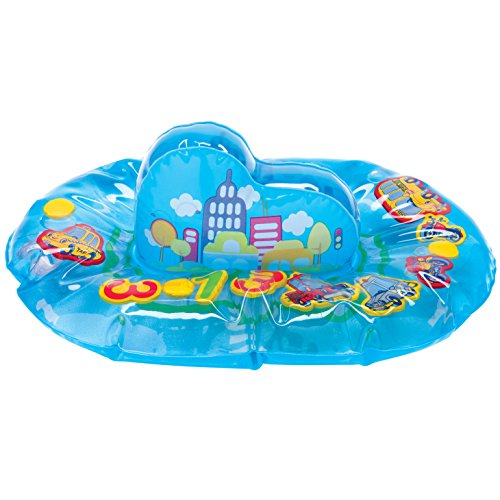 Munchkin Excite and Delight Play N' Pat Water Mat, City - 1