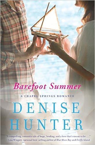 Barefoot Summer (A Chapel Springs Romance Book 1)