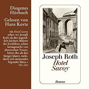 Hotel Savoy Hörbuch