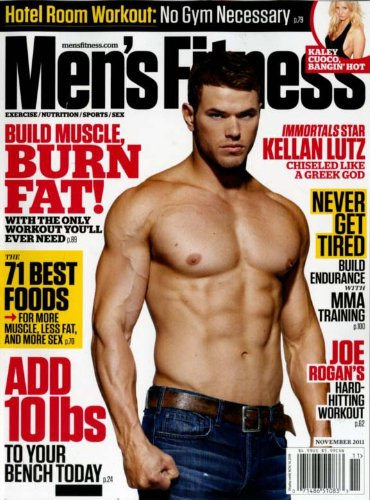 Men\'s Fitness [US] November 2011 (単号)