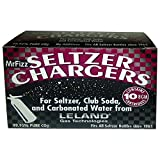 Leland Soda Chargers Seltzer Chargers CO2 40 count