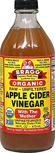 galleon bragg raw organic apple cider vinegar 16 fl oz bottle. Black Bedroom Furniture Sets. Home Design Ideas