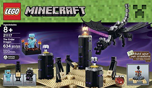 LEGO Minecraft 21117 The Ender Dragon JungleDealsBlog.com