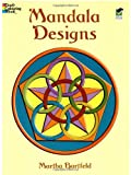 img - for By Martha Bartfeld Mandala Designs (Dover Design Coloring Books) book / textbook / text book