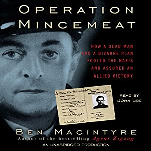 Operation Mincemeat Audiobook
