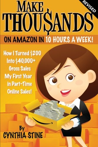 How I Turned $200 into $40,000 Gross Sales My First Year in Part-Time Online Sales!