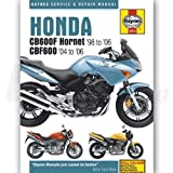 Haynes Manual for Honda CB 600 FS-4 Hornet 2004