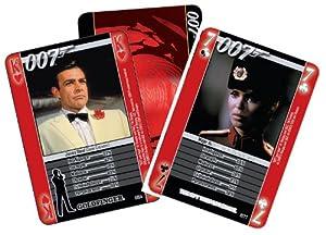 Cartamundi James Bond Heroes and Villains 4-in-1 Playing Cards
