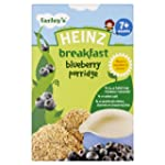 Heinz Blueberry Porridge Breakfast 7...