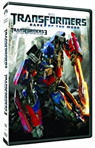 Transformers: Dark of the Moon (Bilingual) (Sous-titres français)
