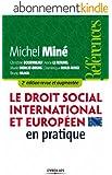 Le droit social international et europ�en en pratique
