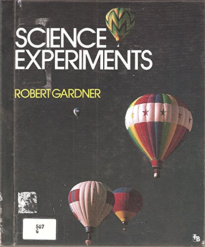 Science Experiments (First Books Series)