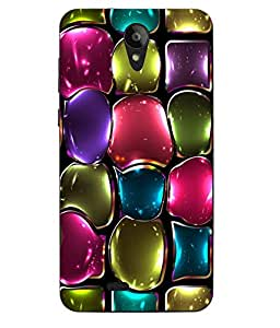 Case Cover Abstract Balls Printed Colorful Hard Back Cover For Sony Xperia XA Ultra Dual
