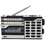 QFX J-7 Boombox AM/FM Cassette Recorder