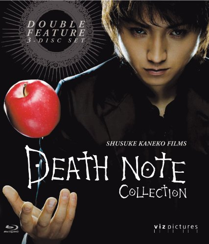 デスノート コレクション Death Note Collection (Death Note / Death Note II: The Last Name) [Blu-ray] (2010)[並行輸入]
