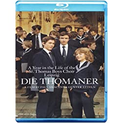 Die Thomaner - A Year in the Life of the St. Thomas Boys Choir Leipzig [Blu-ray]