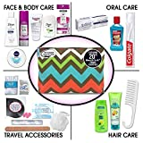 Convenience Kits Women's Premium 20-Piece Necessities Travel Kit,  Featuring: Fructis Hair Products (Tamaño: 20 Piece)