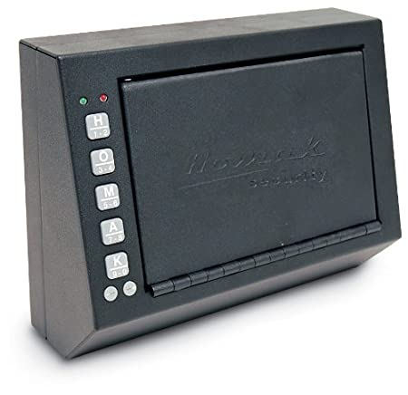 HOMAK HS10036683 Electronic Access Pistol Box