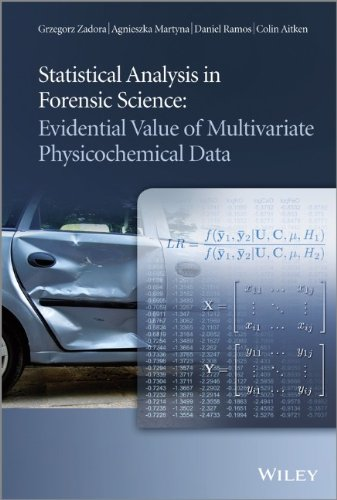 Statistical Analysis In Forensic Science: Evidential Values Of Multivariate Physicochemical Data