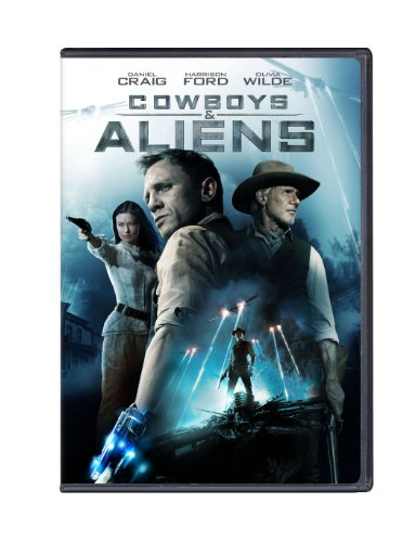 Cowboys & Aliens [DVD]