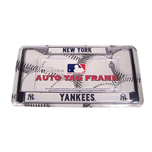Caseys Distributing 9474610752 New York Yankees Chrome Licen