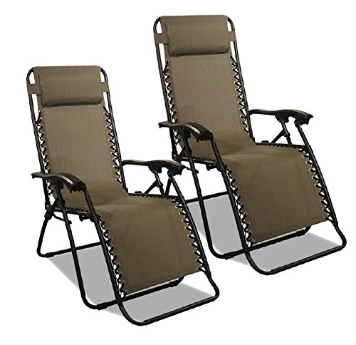 Zero Gravity Lounge Chair 6209