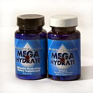Patrick Flanagan's Mega Hydrate Powder
