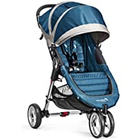 Baby Jogger City Mini Single Stroller (Teal/Gray)