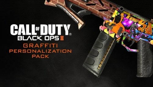 Call Of Duty: Black Ops Ii - Graffiti Mp Personalization Pack [Online Game Code]
