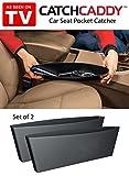 Catch Caddy Car Seat Catcher, Car Organizer (set of 2)