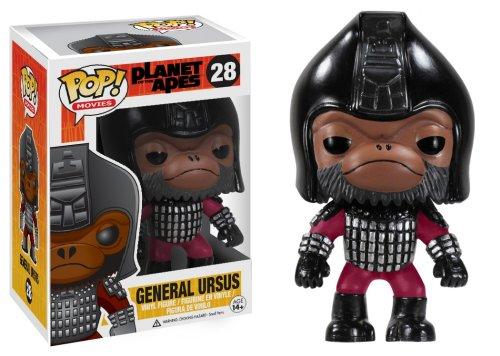 Funko POP Movies General Ursus Planet of The Apes Vinyl Figure