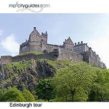 Edinburgh Walking Tour: mp3cityguides Walking Tour (       UNABRIDGED) by Simon Harry Brooke Narrated by Simon Harry Brooke
