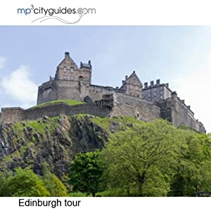 Edinburgh Walking Tour: mp3cityguides Walking Tour | [Simon Harry Brooke]