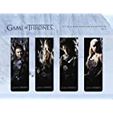 Game Of Thrones Magnetic Bookmark Set A (4) - Segnalibri Magneticidi Sd Toys