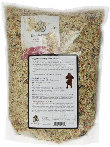 Dr. Harvey's Canine Health Miracle Dog Food, 10 Pounds_Image3