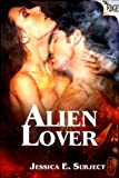Alien Lover (The Edge Series)