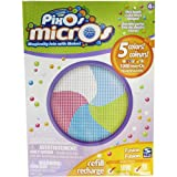 Pixos MicrosTM DazzlingTM Mini Beads Refill Kit 1000 Count and 16 Accessories