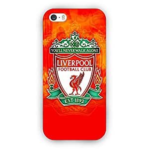 EYP Liverpool Back Cover Case for Apple iPhone 5