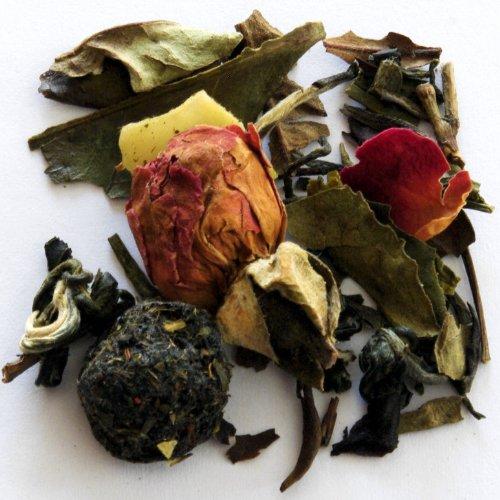 Bello Tea Cherry Rose White Tea 4 Oz