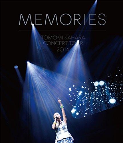 TOMOMI KAHARA CONCERT TOUR 2014 ~MEMORIES~(初回限定版) [Blu-ray]