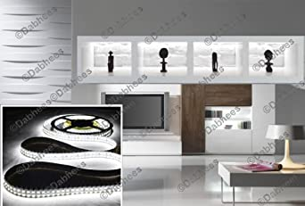 led strip lights for kitchen unit lights cabinet display