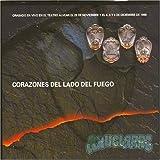 Corazones de fuego by Aquelarre (2001-11-12)