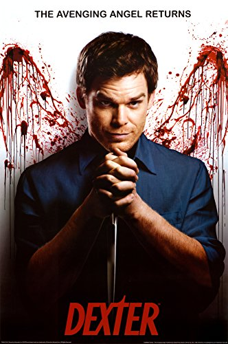 Dexter - Angel Poster 24 x 36in (Dexter Morgan Merchandise compare prices)